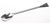 Poly-Spoon 18/10 steel, L=300mm Poly-Spoon 18/10 steel, L=300mm, Spoon W=65x28mm