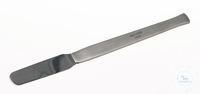 Schnittfänger 18/10 Stahl, Klinge,  flexibel, LxB=150x10mm Schnittfänger 18/10 Stahl, Klinge...