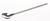Chemical Spoon 18/10 steel, L=120mm, 1, spoon Chemical Spoon 18/10 steel, L=120mm, 1 spoon W=30x22mm