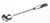 Spoon spatula 18/10 steel, anti, magnetic, L=210mm Spoon spatula 18/10 steel, anti magnetic, L=210mm