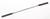 Double spatula 18/10 steel, flexible, LxW=300x22mm Double spatula 18/10 steel, flexible,...