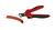 Schlauchschere, Griff PP, L=125 Schlauchschere mit PP-Griff, L=125, schneidet Schläuche bis 10mm