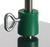 Sockets f. Stand bases, steel green coated, D=13,2mm Sockets for Stand bases, steel green coated,...