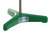 Tripot cast iron, green varnished, L=105mm Tripot cast iron, green varnished, length leg L=105mm,...