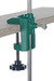 Table clamp f. rods D=12/13mm Table clamp for rods D=12/13mm, for table tops up to 55mm max