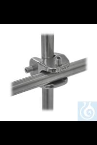 Gittermuffe 18/10 Stahl, d=13,5mm, Innensechskantschraube Gittermuffe aus 18/10 Stahl, d=13,5mm,...