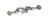 Nuez aluminio, DIN 12895, d=16,5mm, angulo 90° Nuez aluminio, DIN 12895, d=16,5mm, angulo 90°,...