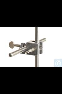 Universal bosshead alu, d=13mm, Angle, 180°+90° Universal bosshead out of aluminium, d=13mm,...