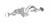 Nuez, aleación dúctil, cromada, DIN 12895, d=20mm Nuez, aleación dúctil, cromada, DIN 12895,...