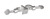 Bosshead malleable cast iron, varnished, DIN 12895, D=16,5mm Bosshead out of malleable cast iron,...