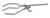 Retort clamp, 3-finger, 18/10 steel, d=0-120mm Retort clamp, 3-finger, 18/10 steel, Span width...