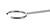 Stativring 18/10 Stahl, offen, ID=100mm Stativring aus 18/10 Stahl, offen,...