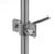 Rohrschelle/Reduzierschelle 18/10, Stahl, d=26,9/12mm Rohrschelle/Reduzierschelle 18/10 Stahl für...