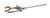 Retort clamp 3-finger alu, d=0-100mm Retort clamp 3-finger out of aluminium, diameter=0-100mm,...