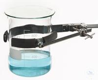 Retort clamp MAXI, d=80-180mm, L=400mm Retort clamp MAXI, steel chromium plated, D=80-180mm,...