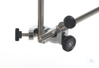 Muffe GIROFIX drehbar, Alu, d=15mm Muffe GIROFIX drehbar, Aluminium verchromt, Spannweite d=15mm,...
