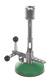 Bunsenbrenner f. Erdgas, m. Kipphahn, 1300°C Bunsenbrenner für Erdgas, max 1300°C, mit...