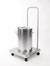 ROLLO transport cart 18/10 Steel, 400x400x810mm, 100kg max. ROLLO transport cart 18/10 Steel,...