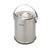Isolierbehälter m. Deckel, 18/10 Stahl, doppelwandig, 10 l Isolierbehälter mit Deckel, 18/10...