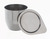 Schmelztiegel Nickel, Wandstärke 2mm, HxD=50x50mm, 70ml Schmelztiegel aus Nickel, Wandstärke 2mm,...