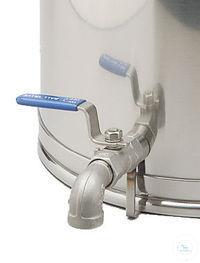 No-Drip, robinet de vidange 1/2 No-Drip, robinet de vidange 1/2'', monté en usine, PTFE joint,...