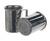 Beker met rand en handvat inox 18/10, 100 ml Beker met rand en handvat, roestvrij staal 18/10...