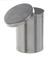 Deckelbüchse Alu, D=80mm, H=110mm Deckelbüchse aus Aluminium, D=80mm, H=110mm Gewicht in g: 73,0