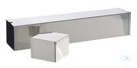 Boîte à pipette, acier inox 18/10, 70x70x490mm Boîte à pipette, acier inox 18/10, 70x70x490mm,...