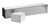 Pipette box 18/10 steel, 70x70x290mm Pipette box out of 18/10 steel, 70x70x290mm, silicone...