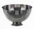 Reibschale m. Fuß, 18/10 Stahl, 500 ml,  D=120mm Reibschale mit Fuß, 18/10 Stahl, 500 ml,...