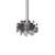 Melangeur radial D=50mm Melangeur radial, acier inox. 18/10, D=50mm, d=7mm,...