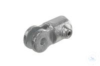 Schwenkanschluss f. kombinierten, Rohrverbinder, TG, verzinkt, d=26,9mm Schwenkanschluss für...
