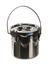 Transportbehälter 18/10 Stahl, 6,5l, HxD=16x24mm Isolerende kan inox 18/10, 6,5l, H x D = 16 x 24 mm