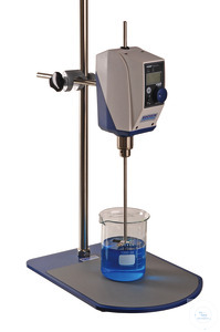 Laboratory Stirrer Digital RS 9000 Laboratory Stirrer Digital RS 9000: Stirrer for high velocity...