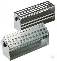 3Artikel ähnlich wie: Reagenzglasgestell 14 mm Durchmesser 68 Bohrungen à 14 mm Durchmesser