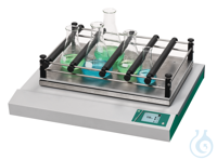 Hot Plate Shaker SM 30 AT control Description  Table-top shaker with heating plate and...