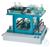2-etagiger Aufsatz VKS  2-etagiger Aufsatz VKS (ohne Tablare)  2-etagiges Rahmengestell....