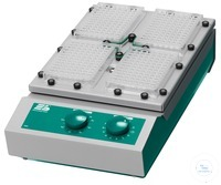 Microplate Shaker TiMix 2 Description  Special shaker for small samples in microplates...