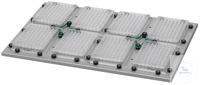 Standardaufsatz TiMix 5 Standardaufsatz TiMix 5 Für 8 Mikrotiterplatten bzw....