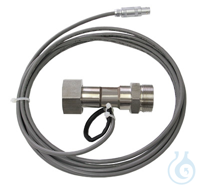 G 3/4 sensor Pt100 for flow or return G 3/4 sensor Pt100 for flow or return