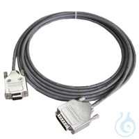 Control cable Control cableSerial data transfer: RS232Usage: PC to serial...
