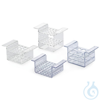 test tube rack Typ D test tube rack type D made of polycarbonate for 106A-E...