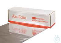 9Artikel ähnlich wie: Aluminiumfolie, Stärke 0,013mm, 300mm x 20m 6Ro. Rotilabo®-Aluminiumfolie...