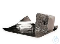 2Artikel ähnlich wie: Aluminiumfolie, 0,025mm, 177x245mm 1000St. 1Pk. Rotilabo®-Aluminiumfolie, Typ...