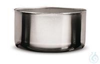 9Artikel ähnlich wie: Abdampfschale Edelstahl, Hohe Form, 125 ml Rotilabo®-Abdampfschale rostfreier...
