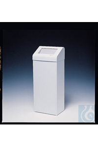 KIMBERLY - CLARK PROFESSIONAL* Sammelbox, 60 Liter Material: Metall Farbe:...