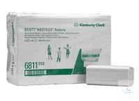 SCOTT® NATURA Handtücher - Zick-Zack Farbe: Weiß Lagen: 2 Faltung: ZZ Größe:...
