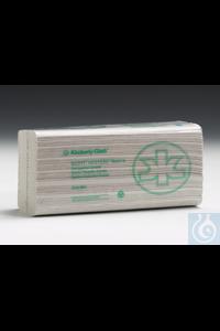 Scott® NATURA Handtücher - C Farbe: Weiß Lagen: 2 Faltung: C Größe: 50,00cm x...