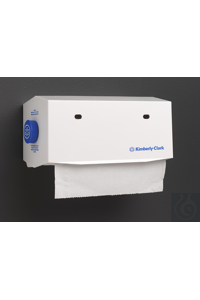 Wypall® Wandhalter für Kleinrollen - bis 26 cm Breite, abschliesbar Material:...