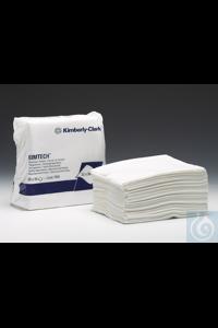 KIMTECH* Pflegetücher - Beutel Material: HYDROKNIT* Farbe: Weiß Lagen: 1...